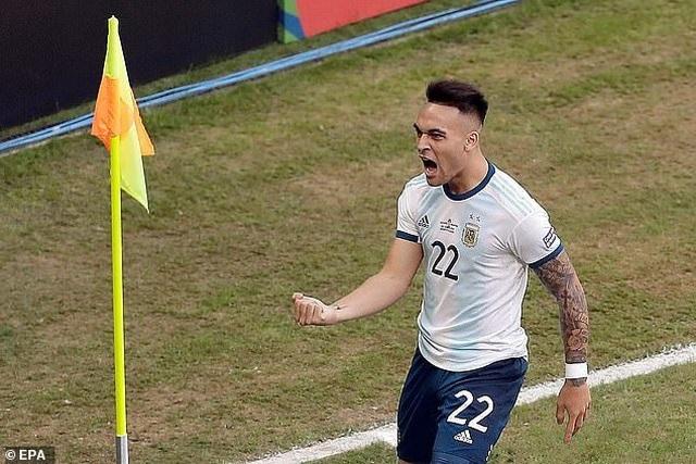 Hạ Qatar, Argentina vào tứ kết Copa America gặp Venezuela - 1