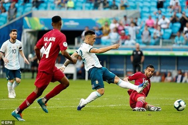 Hạ Qatar, Argentina vào tứ kết Copa America gặp Venezuela - 3