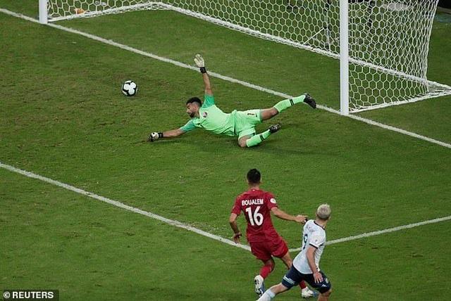 Hạ Qatar, Argentina vào tứ kết Copa America gặp Venezuela - 9