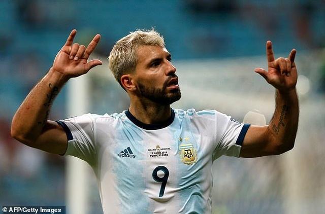 Hạ Qatar, Argentina vào tứ kết Copa America gặp Venezuela - 10