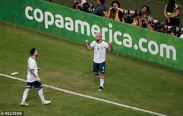 Hạ Qatar, Argentina vào tứ kết Copa America gặp Venezuela - 8