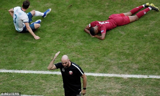 Hạ Qatar, Argentina vào tứ kết Copa America gặp Venezuela - 4