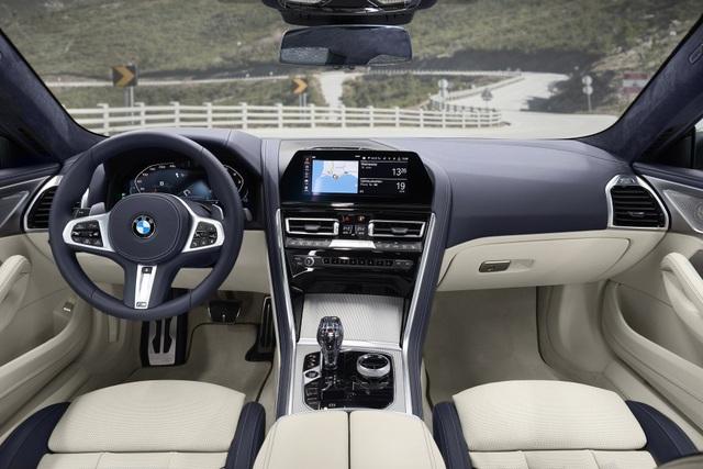 Soi chi tiết mẫu BMW 8-Series Gran Coupe sẽ cạnh tranh Porsche Panamera - 8