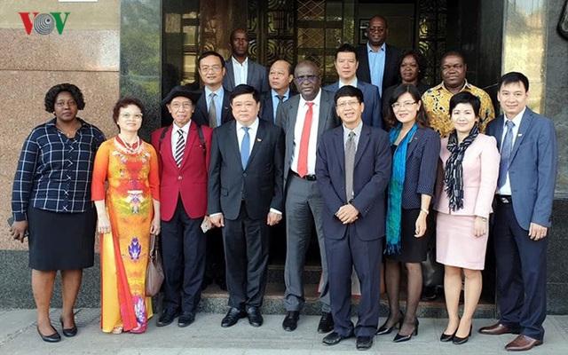 Việt Nam - Mozambique đẩy mạnh hợp tác về phát thanh và truyền hình - 2