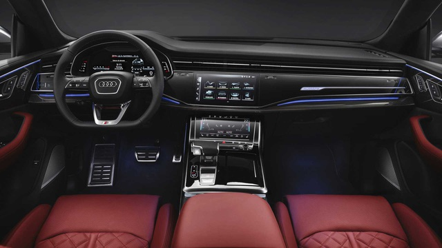 Dòng Audi Q8 có thêm phiên bản hybrid tính năng vận hành cao SQ8 - 10