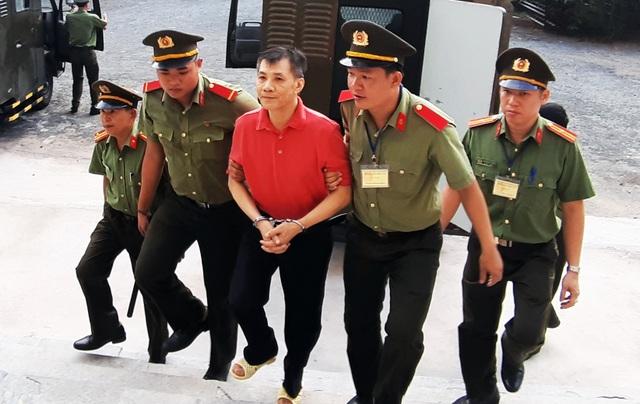 Nhóm cầm đầu tổ chức Quốc nội quật khởi lãnh án - 1