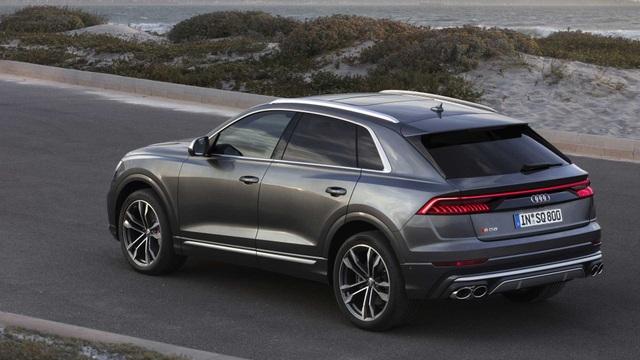 Dòng Audi Q8 có thêm phiên bản hybrid tính năng vận hành cao SQ8 - 7