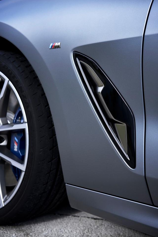 Soi chi tiết mẫu BMW 8-Series Gran Coupe sẽ cạnh tranh Porsche Panamera - 28