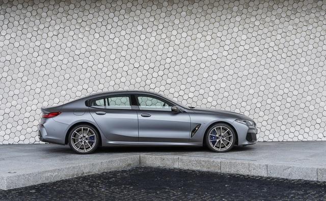 Soi chi tiết mẫu BMW 8-Series Gran Coupe sẽ cạnh tranh Porsche Panamera - 21