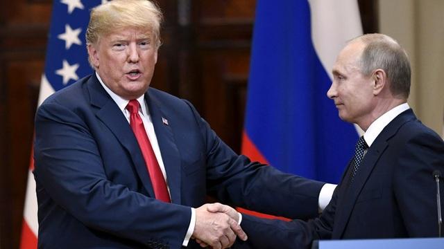 Ông Putin nói về điều ngăn cản ông Trump thực hiện nhiều quyết định - 1