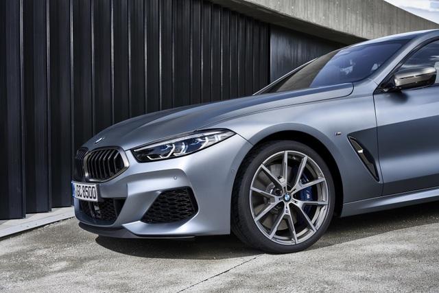 Soi chi tiết mẫu BMW 8-Series Gran Coupe sẽ cạnh tranh Porsche Panamera - 27