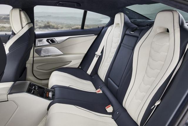Soi chi tiết mẫu BMW 8-Series Gran Coupe sẽ cạnh tranh Porsche Panamera - 6