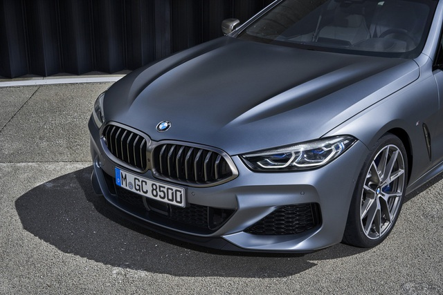 Soi chi tiết mẫu BMW 8-Series Gran Coupe sẽ cạnh tranh Porsche Panamera - 25