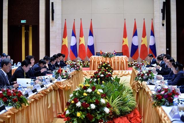 Việt Nam xây tặng Lào công trình tòa nhà Quốc hội mới - 1