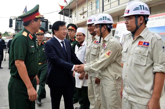Việt Nam xây tặng Lào công trình tòa nhà Quốc hội mới - 3
