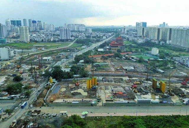 Dự án Laimian được miễn giấp phép xây dựng theo Điều 89 - Luật Xây dựng - 1