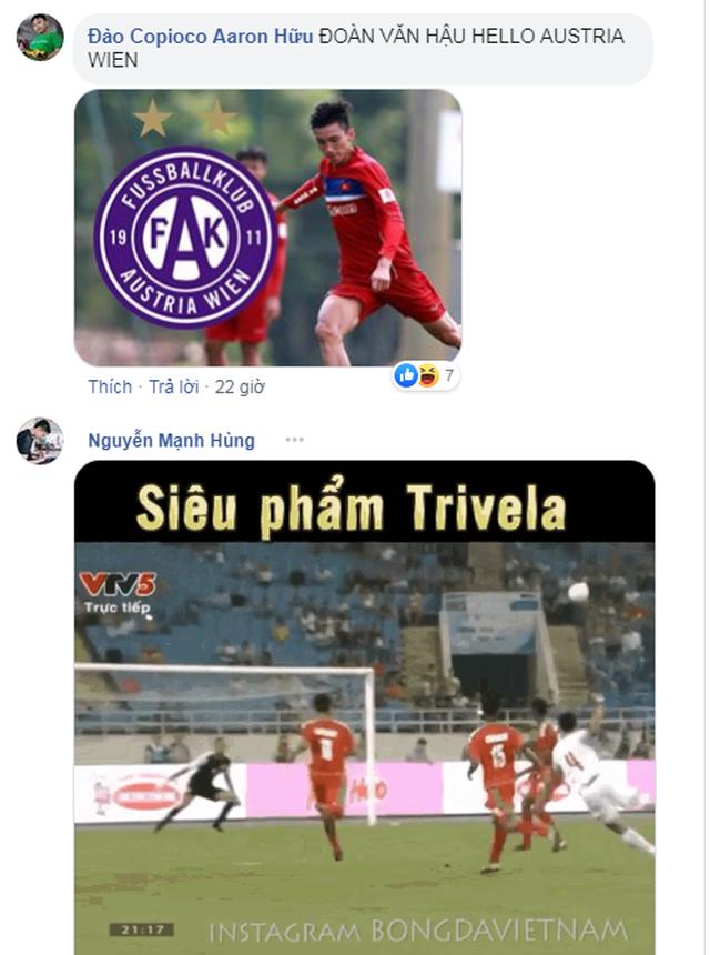 """CĐV Việt Nam """"xâm chiếm"""" fanpage Austria Wien, người Áo """"ngơ ngác"""" - 1"""