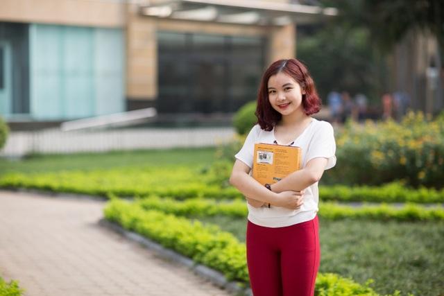 """Học giỏi lại năng động, cô sinh viên Đại học Anh Quốc Việt Nam đúng chuẩn """"con nhà người ta"""" - 2"""