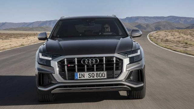 Dòng Audi Q8 có thêm phiên bản hybrid tính năng vận hành cao SQ8 - 2