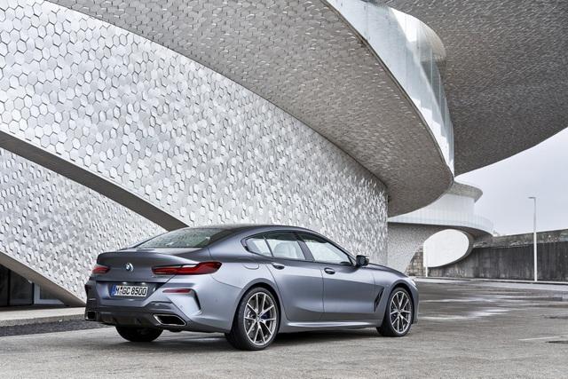 Soi chi tiết mẫu BMW 8-Series Gran Coupe sẽ cạnh tranh Porsche Panamera - 20