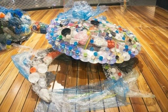 """Con người ở đâu trong """"Hành tinh của nhựa""""? - 1"""