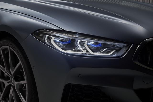 Soi chi tiết mẫu BMW 8-Series Gran Coupe sẽ cạnh tranh Porsche Panamera - 24