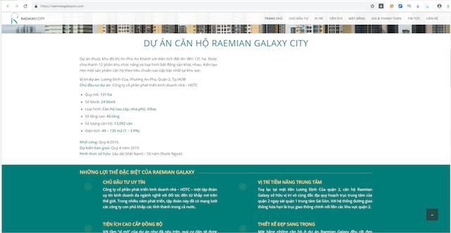 Sau Green Star Sky Garden, đến lượt Raemian Galaxy City bị phát hiện... xây chui - 3