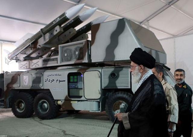 Đối đầu Mỹ - Iran vào giai đoạn cực căng - 1