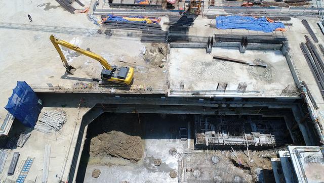 Cận cảnh dự án khủng trong khu đất vàng Quận 2, TPHCM vừa bị dừng thi công - 9