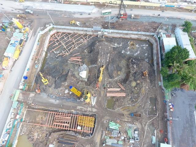 Cận cảnh dự án khủng trong khu đất vàng Quận 2, TPHCM vừa bị dừng thi công - 6