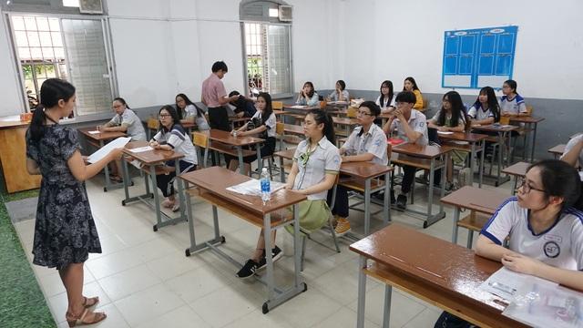 TPHCM đang sao in đề, đã sẵn sàng cho kỳ thi tốt nghiệp THPT 2020 - 1