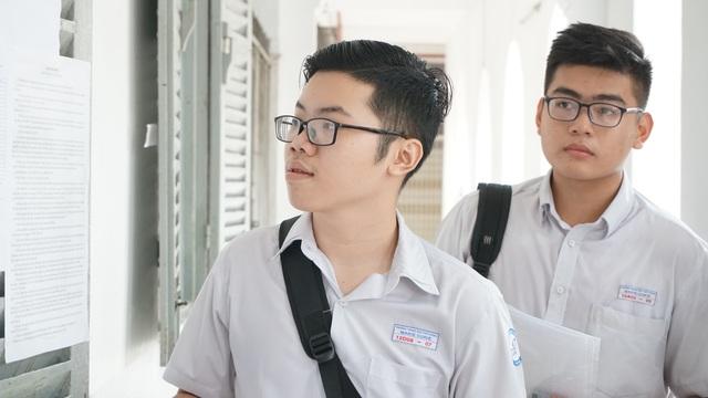 """Đổi thi quốc gia sang thi tốt nghiệp THPT: """"Học sinh bị xáo trộn rất nhiều"""" - 1"""