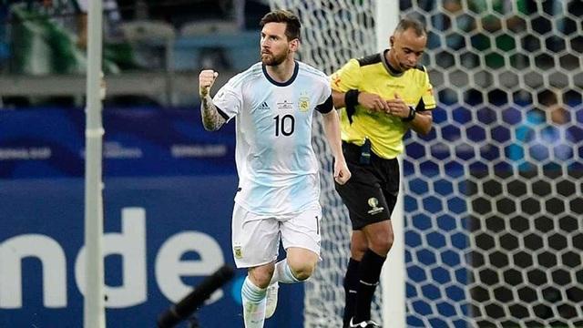 """Messi nói gì sau khi Argentina vượt qua """"cửa tử""""? - 1"""