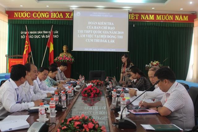 Bộ GD-ĐT lưu ý Đắk Lắk phải kiểm soát tốt hoạt động của camera - 1