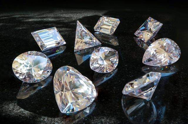 Cận cảnh viên kim cương đầu tiên trên thế giới được… in 3D - 1