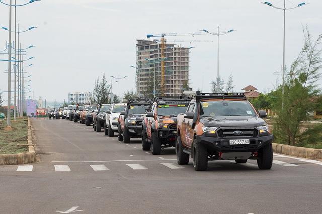 Ngày hội Bán tải 3 miền 2019 - Sân chơi thú vị cho chủ xe bán tải Việt Nam - 1