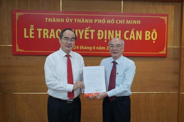 Ông Phan Nguyễn Như Khuê làm Trưởng ban Tuyên giáo Thành ủy TPHCM - 1