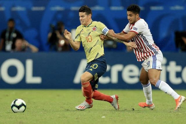 Colombia toàn thắng, Paraguay mong manh cơ hội đi tiếp - 3