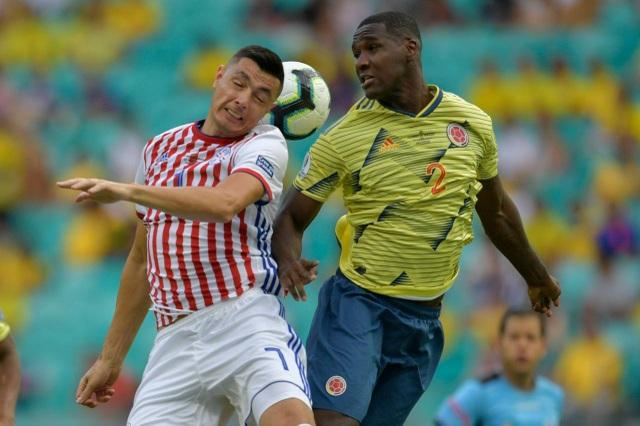 Colombia toàn thắng, Paraguay mong manh cơ hội đi tiếp - 4