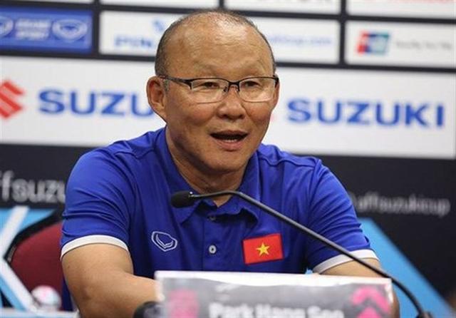 HLV Park Hang Seo chưa vội gia hạn hợp đồng với VFF - 1