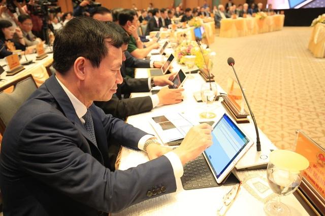 Phiên họp Chính phủ đầu tiên qua hệ thống E-Cabinet - 2