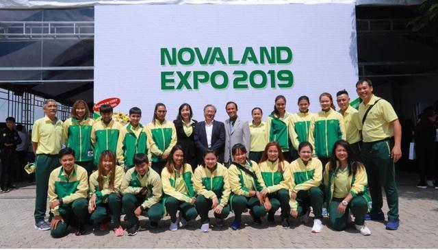 Novaland tài trợ 10 tỷ đồng cho Đội tuyển bóng rổ nữ TP. HCM - 3