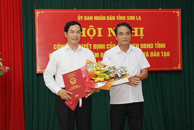 Sơn La: Bổ nhiệm Phó Giám đốc Sở Giáo dục - Đào tạo trước thi một ngày  - 1