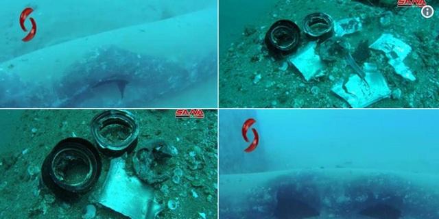 5 đường ống dẫn dầu dưới biển của Syria bị phá hoại - 1