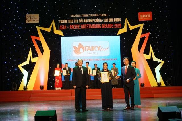TAKYFOOD vinh danh tại Top 10 thương hiệu tiêu biểu khu vực châu Á – Thái Bình Dương 2019 - 1