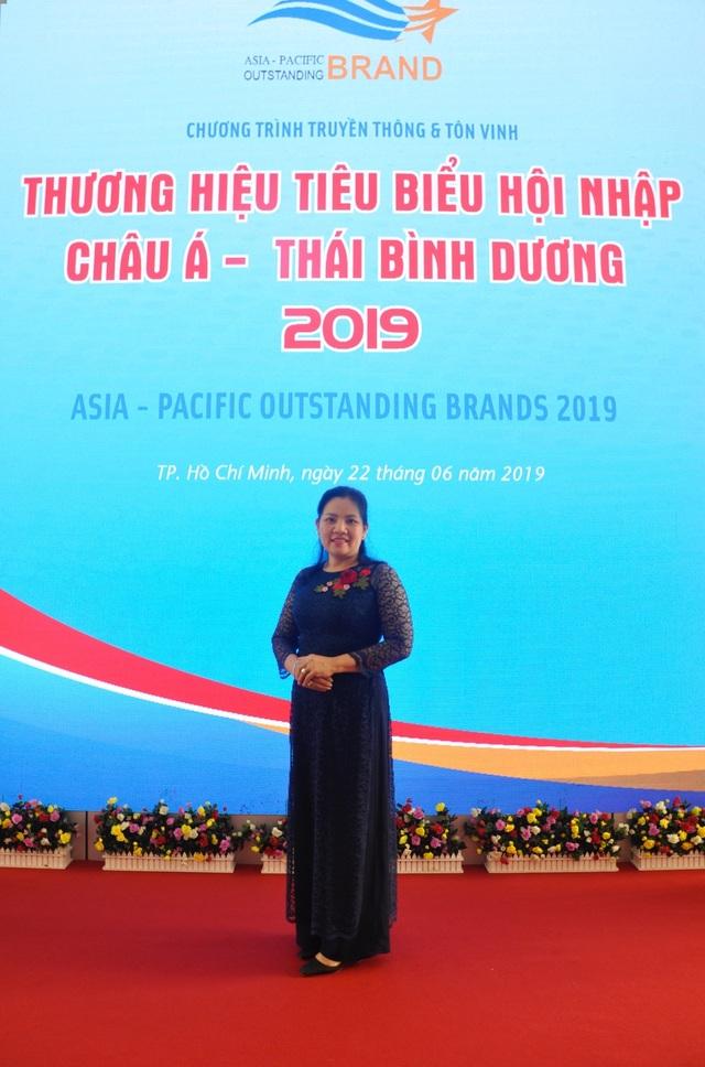TAKYFOOD vinh danh tại Top 10 thương hiệu tiêu biểu khu vực châu Á – Thái Bình Dương 2019 - 2