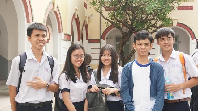 Trường ĐH Y dược TPHCM, ĐH Y khoa Phạm Ngọc Thạch công bố điểm sàn - 1