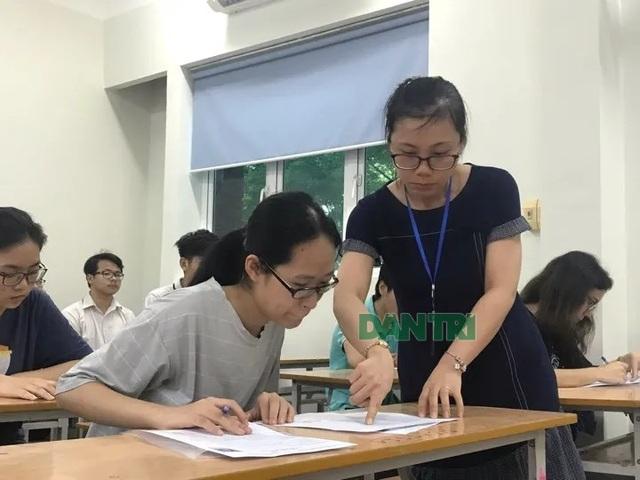 Toàn quốc có 204 bài thi thay đổi điểm sau phúc khảo - 2
