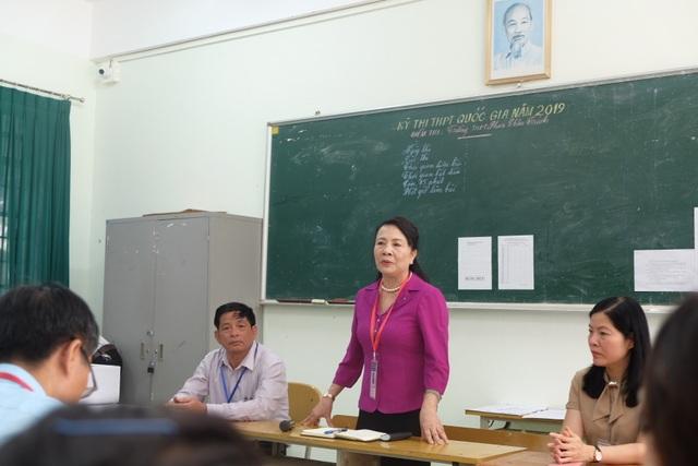 Thứ trưởng Nguyễn Thị Nghĩa nhắc bài học Quảng Bình, lưu ý các điểm thi cẩn trọng - 1