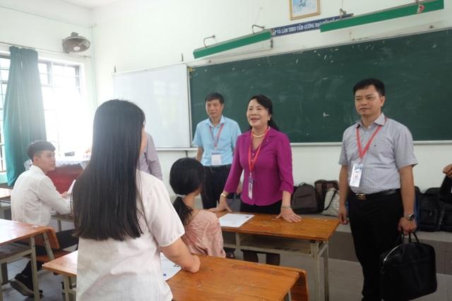Thứ trưởng Nguyễn Thị Nghĩa nhắc bài học Quảng Bình, lưu ý các điểm thi cẩn trọng - 2